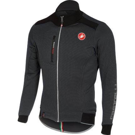 Castelli Potenza Full Zip Long Sleeve Jersey