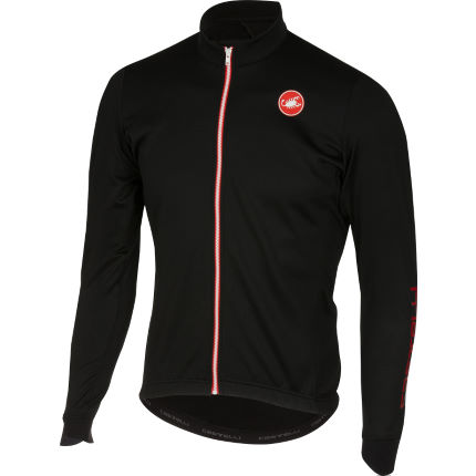 Castelli Puro 2 Full Zip Long Sleeve Jersey