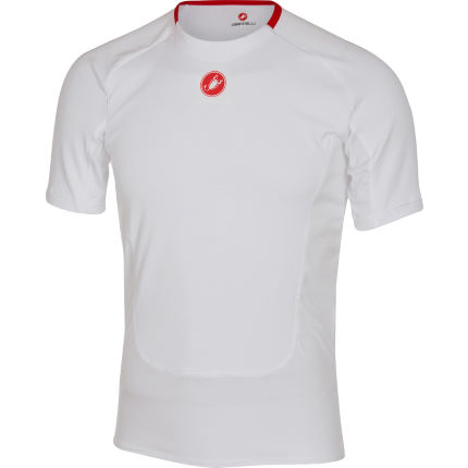 Castelli Prosecco Short Sleeve Base Layer