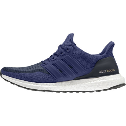 Chaussures Femme Adidas Ultra Boost (bleues/noires, AH16)