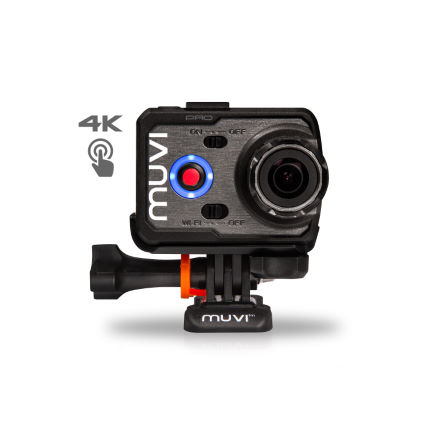 Veho Muvi K-2 Pro 4K Exclusive Action Camera Bundle