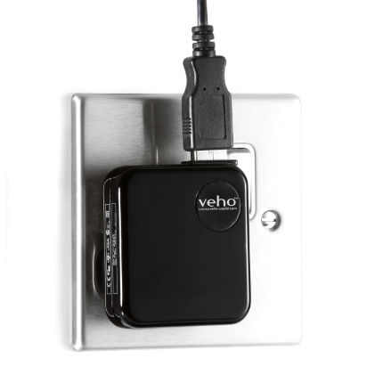 Veho Mains USB Charger