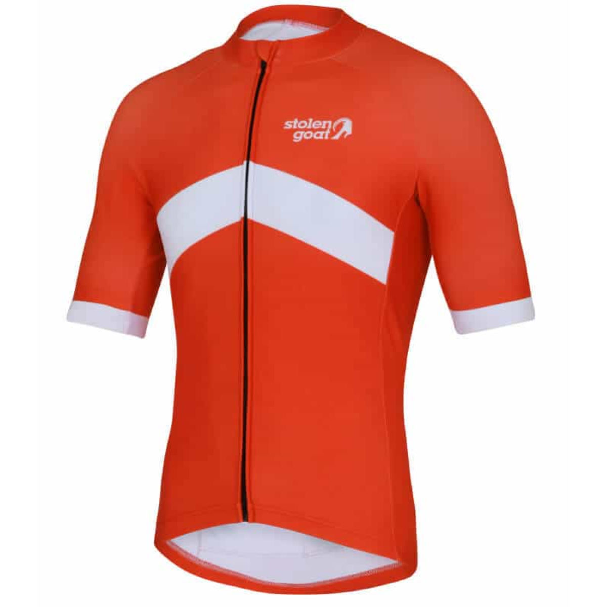 Maillot Stolen Goat Orkaan Everyday (manches courtes) - S Orange