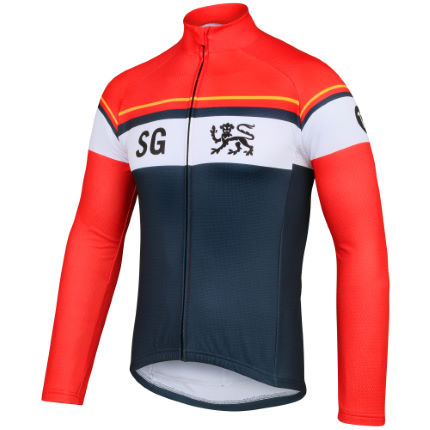 Maillot de manga larga Stolen Goat Domestique (Exclusivo)