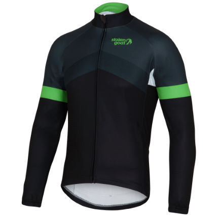Stolen Goat Soloist Thermal Long Sleeve Jersey