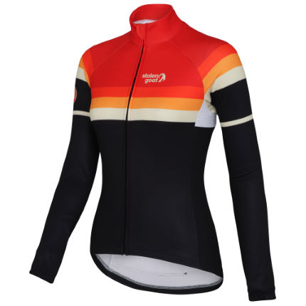 Stolen Goat Women's Winter Sun Thermal Long Sleeve Jersey