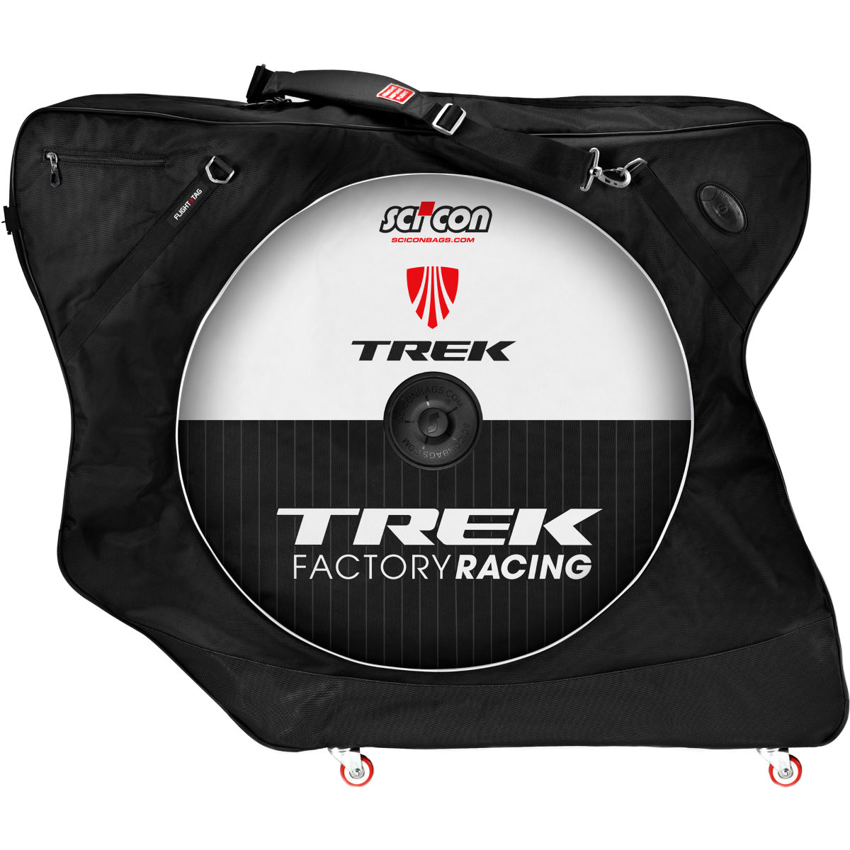 Scicon Aerocomfort 2.0 TSA Bike Bag (Trek Factory)   Soft Bike Bags