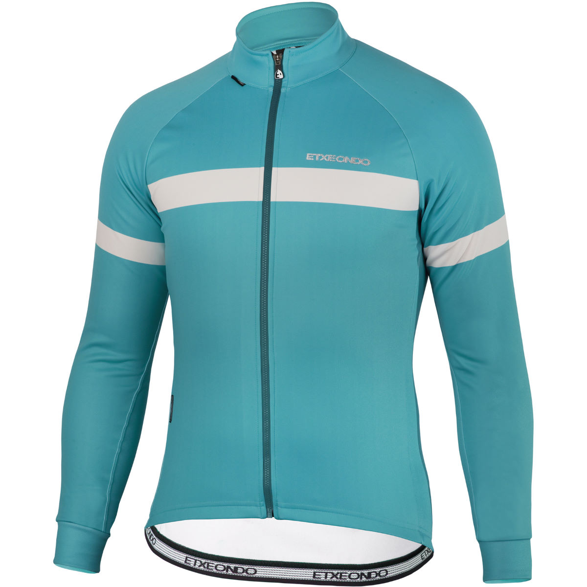 Veste Etxeondo Artu Windstopper - 2XL Blue/Beige Coupe-vents vélo