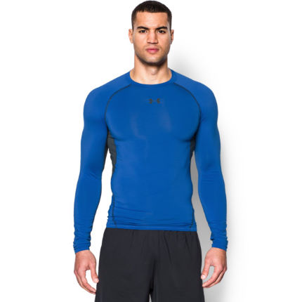 Under Armour HeatGear Armour compressieshirt (lange mouwen, LZ16)