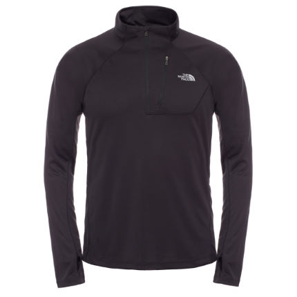 The North Face Impulse Active Långärmad tröja (Kort dragkedja) - Herr