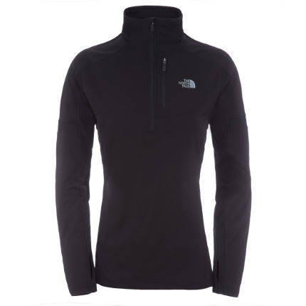 Forro polar con cremallera The North Face Impulse Active para mujer (OI16)