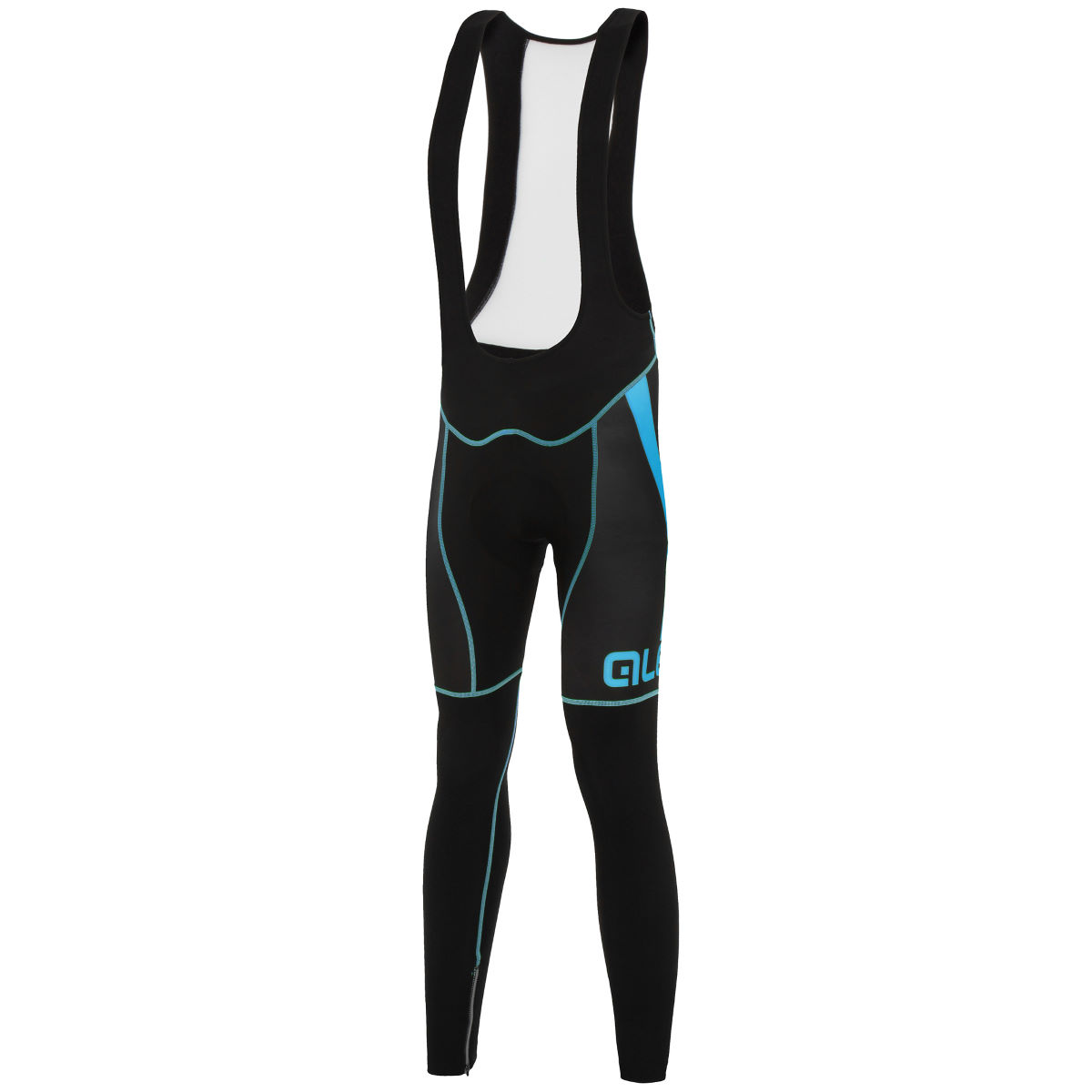 Alé Exclusive Ultra Canale Bib Tights AW16 - Extra Large Black/Blue