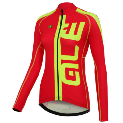 Alé Women's Exclusive Ultra Canale Long Sleeve Jersey
