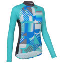 Primal Womens Flux Long Sleeve Jersey