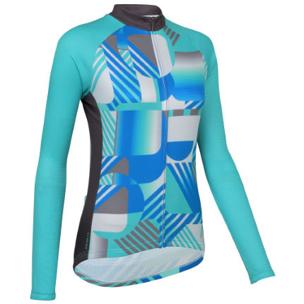 Primal Women's Flux Long Sleeve Jersey