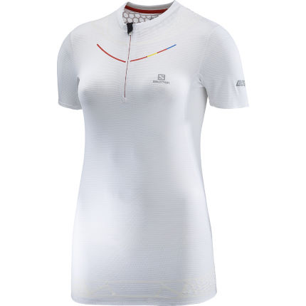 Salomon Women's S-Lab Exo Zip Tee (AW16)