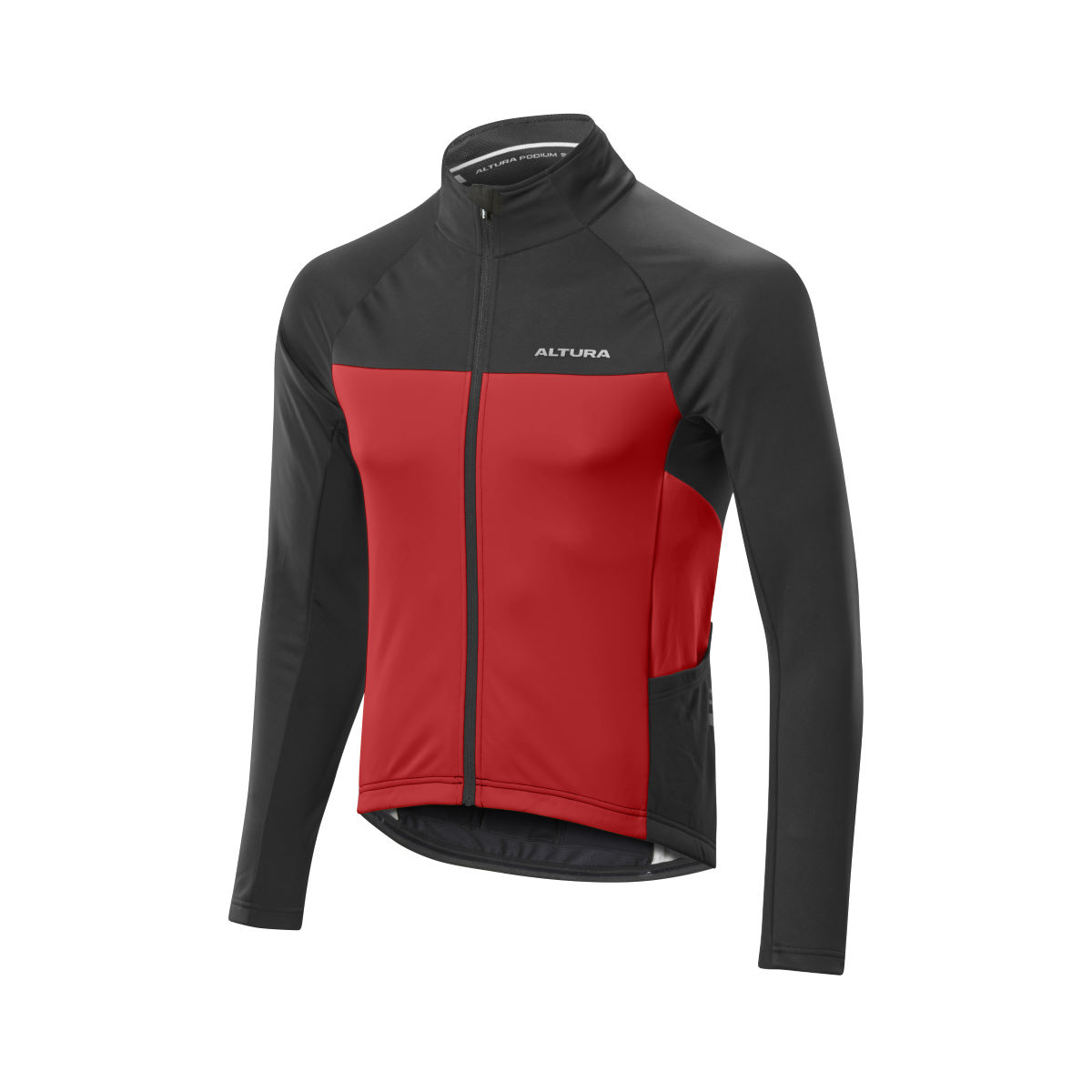 Veste Altura Podium Elite Thermo Shield - XXL Rouge/Noir Vestes