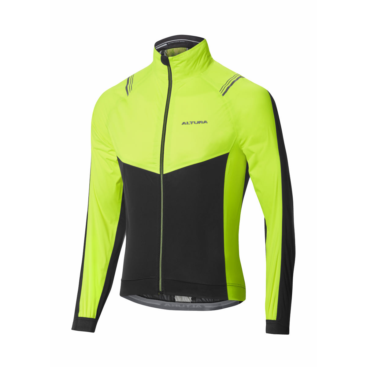 Veste Altura Podium Elite (imperméable) - XXL Hi-Viz Yellow/Black