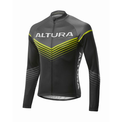 Maillot Altura Sportive Chevron (manches longues)
