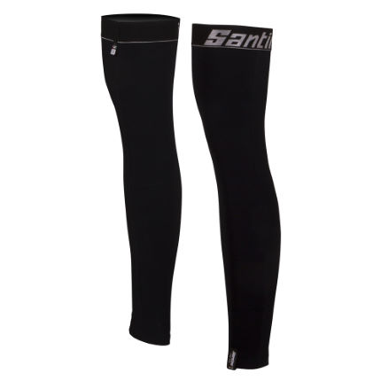 Santini BeHot H20 Fleece Leg Warmers