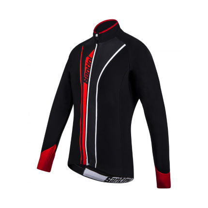Santini Vega Aquazero Long Sleeve Thermofleece Jersey