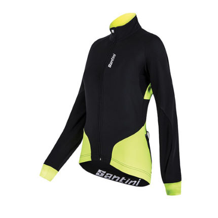 Santini Women's Beta Windstopper XFree 210 Jacket