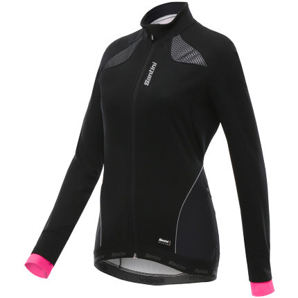 Santini Women's Coral Windstopper Jacket