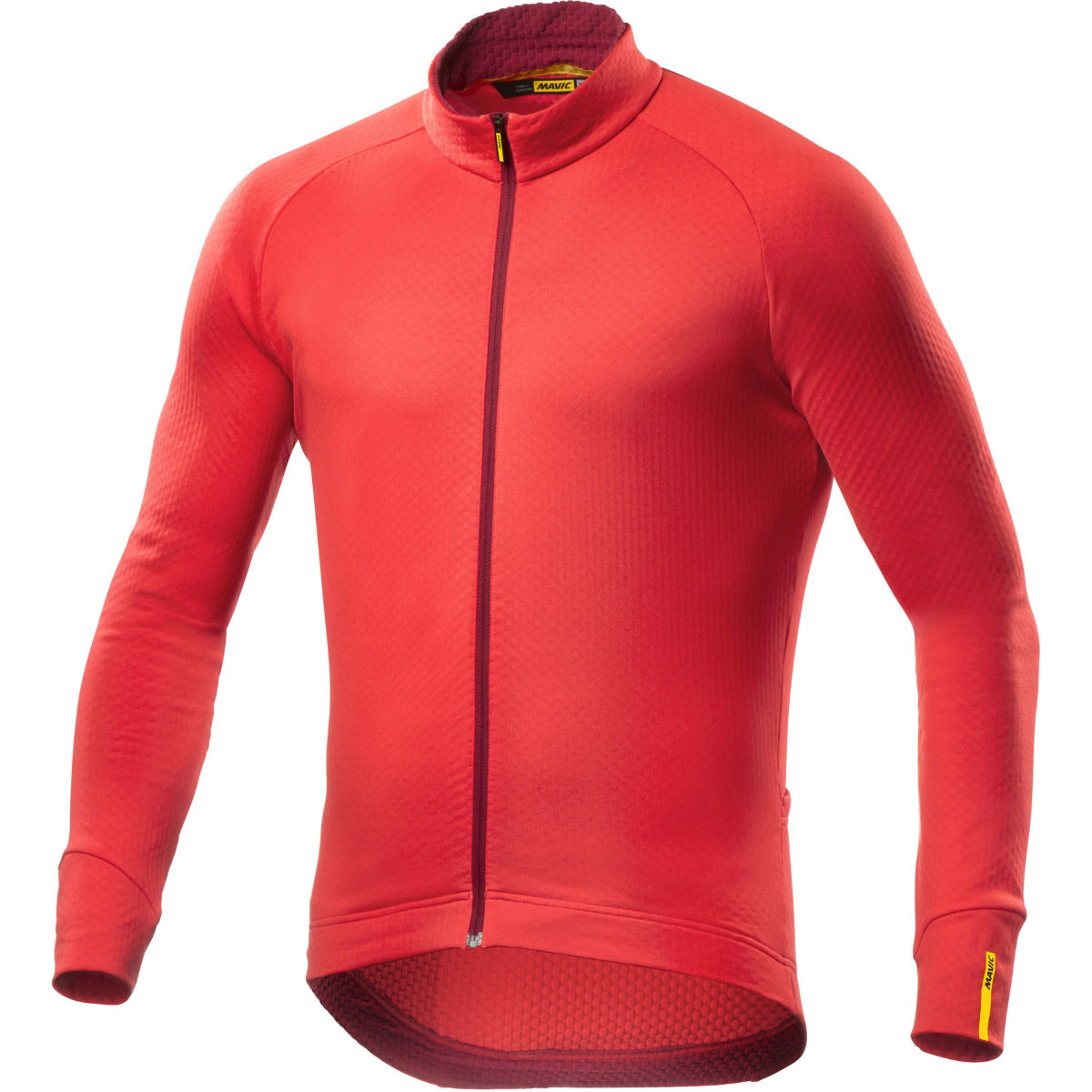 Maillot Mavic Ksyrium Pro (manches longues) - S Racing Red Maillots