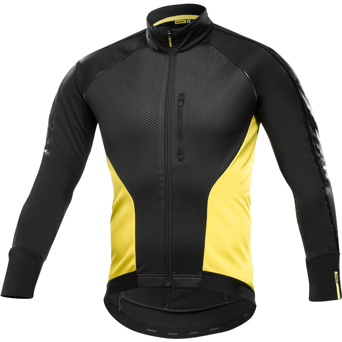 Veste Mavic Cosmic Elite Thermo - S Black/Yellow Mavic Vestes