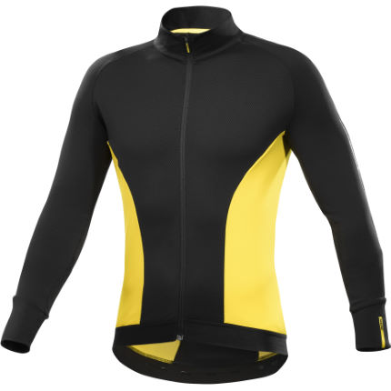 Mavic Cosmic Elite Thermo LS Jersey