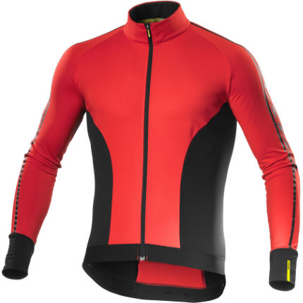 Maillot Mavic Cosmic Elite Thermo (manches longues)