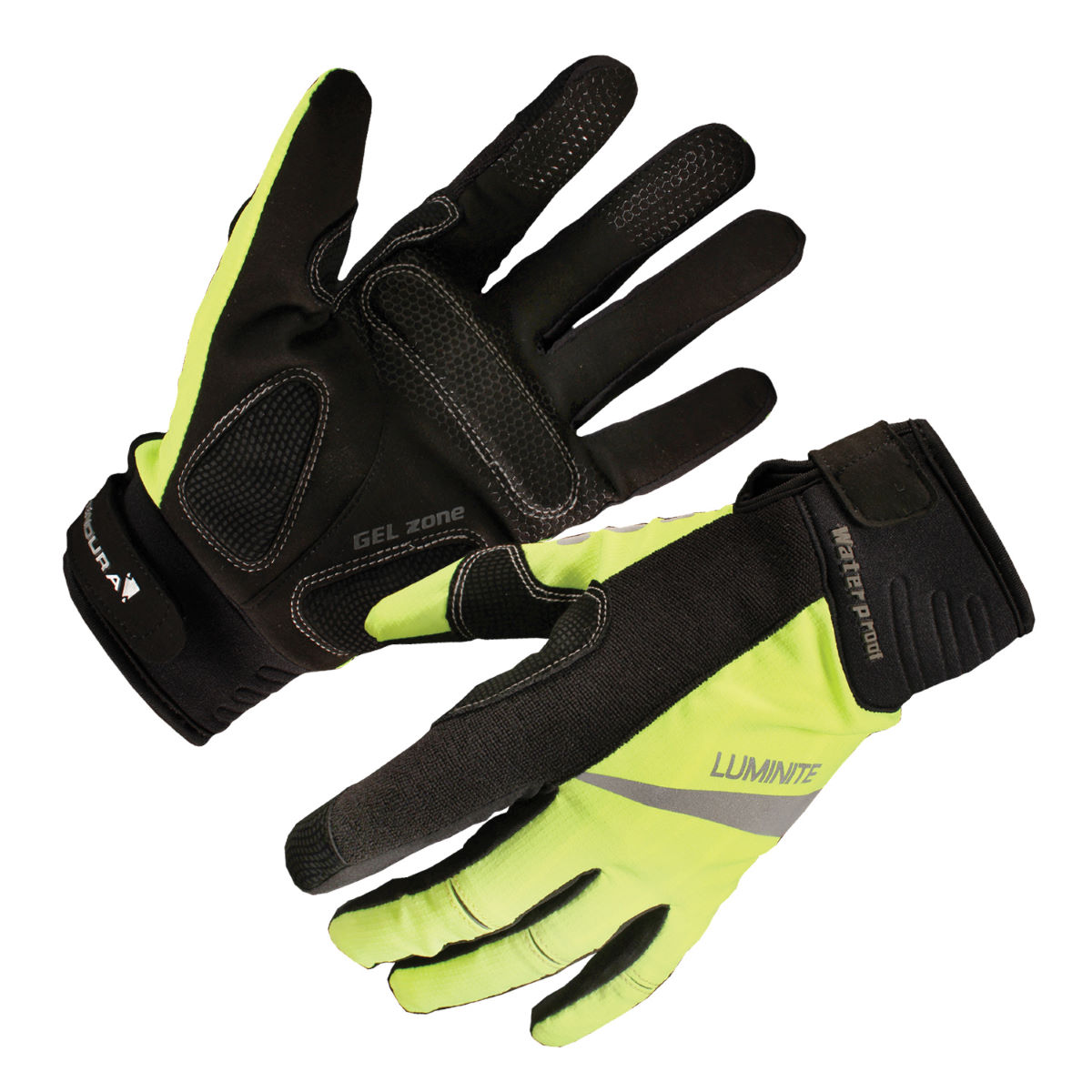 Endura Luminite Glove - Small Yellow | Winter Gloves
