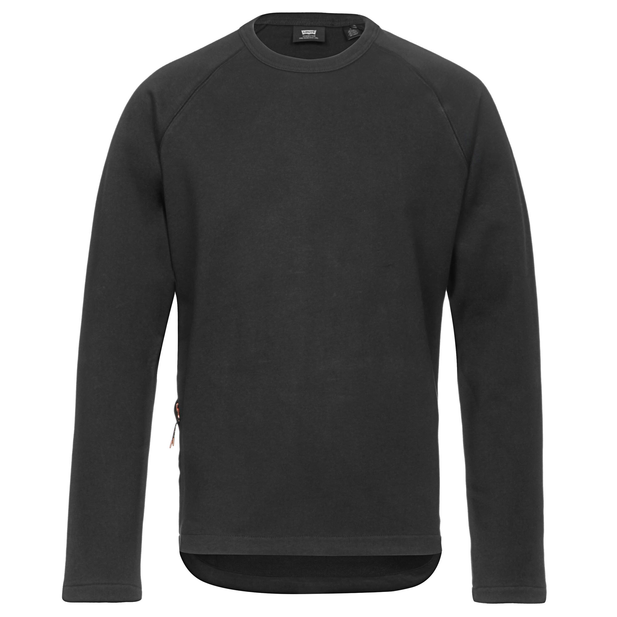 Wiggle levi 39 s commuter long sleeve tee t shirts for Long sleeve black tee shirts
