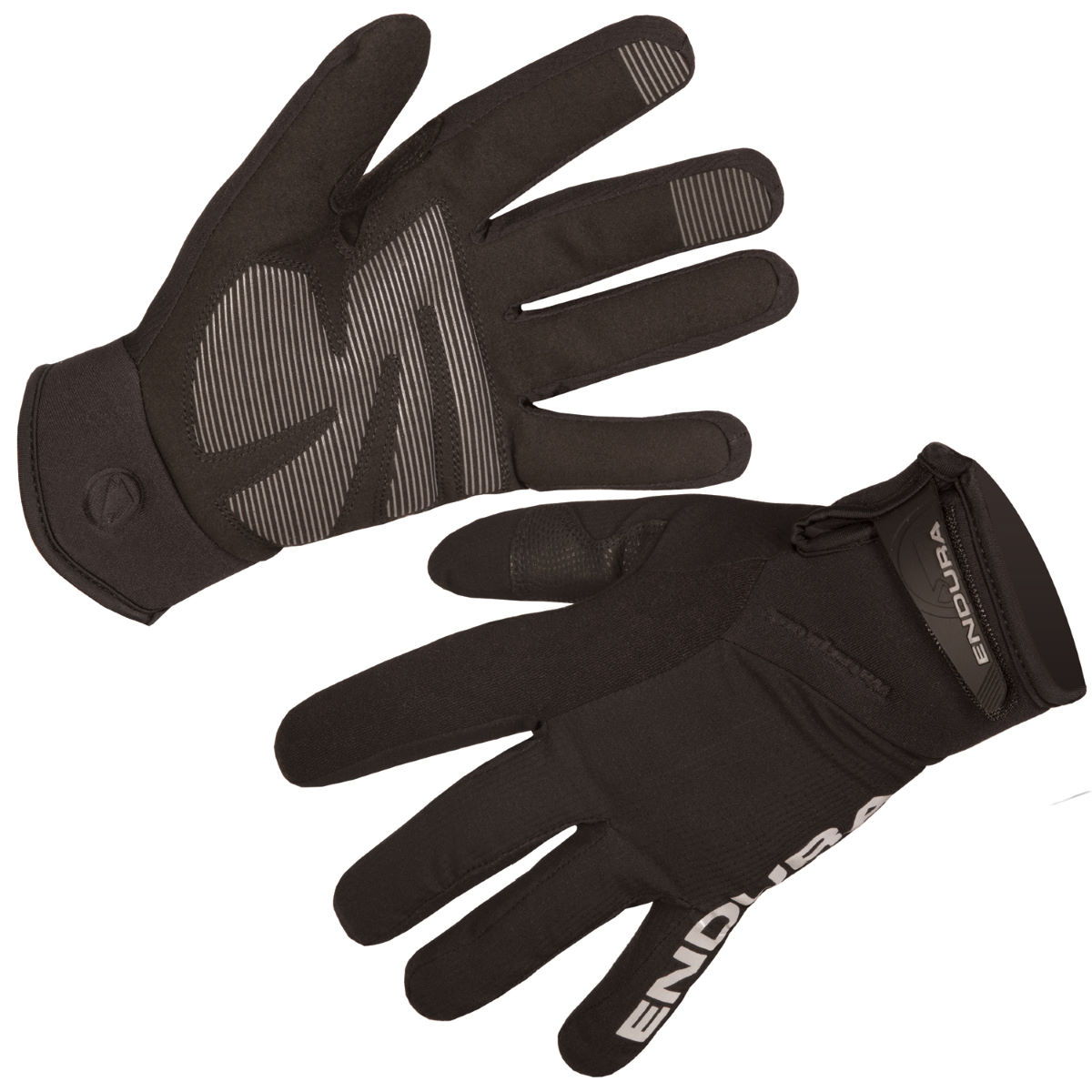 Endura Strike II Gloves - Extra Large Black | Winter Gloves