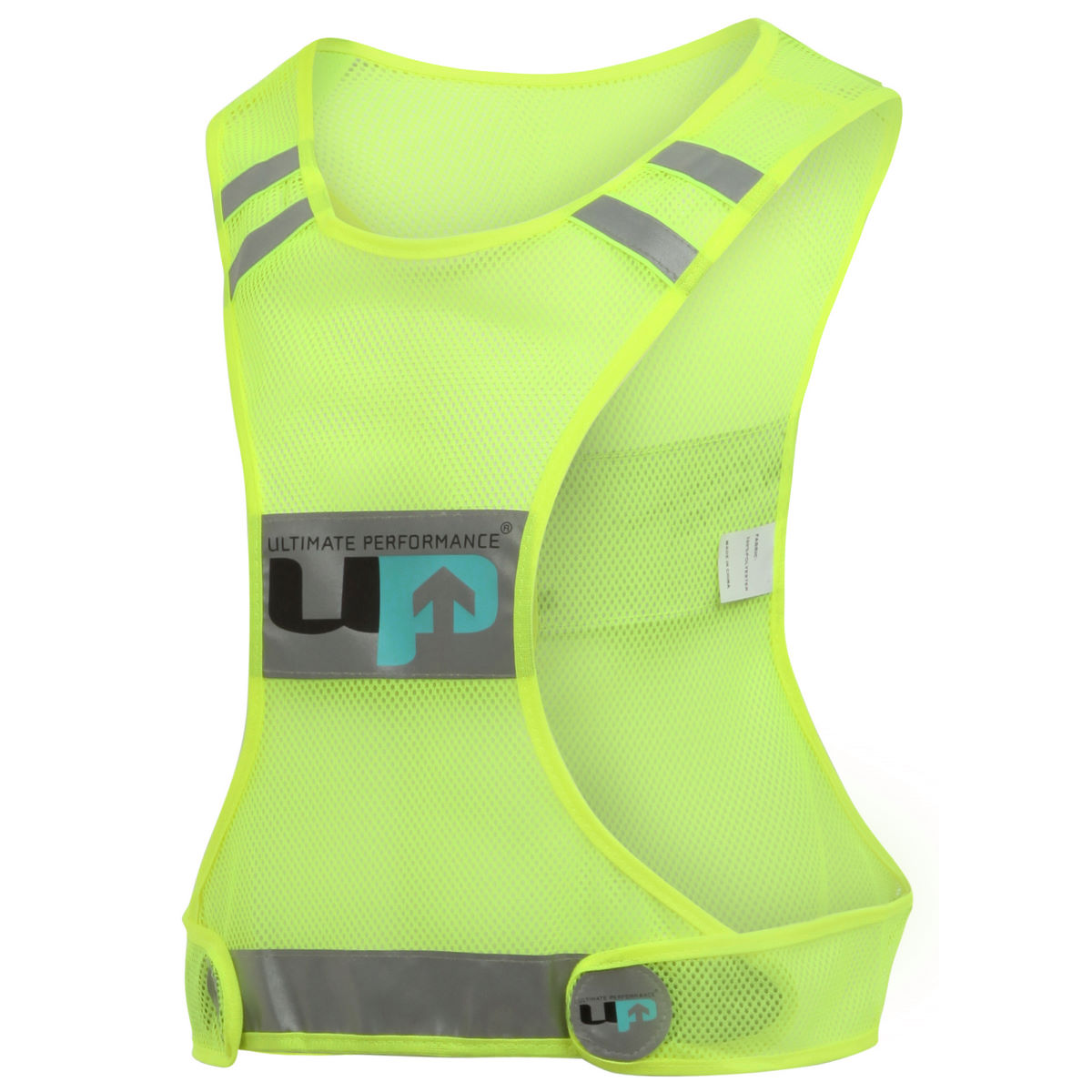 Gilet sans manches Ultimate Performance Reflective Race - Hi-Viz