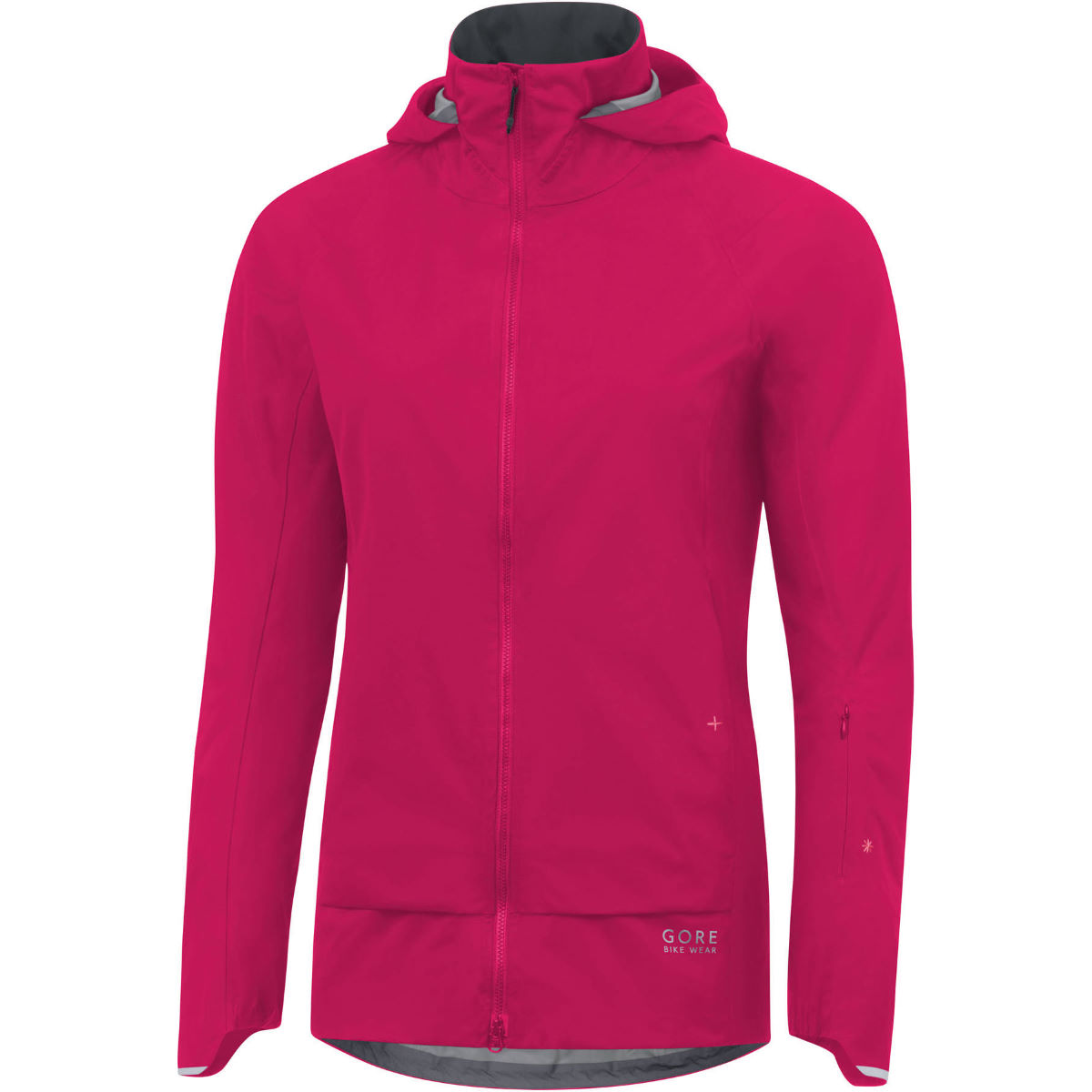 Gore Bike Wear Women's Power Trail GTX Active Jacket - Small Pink