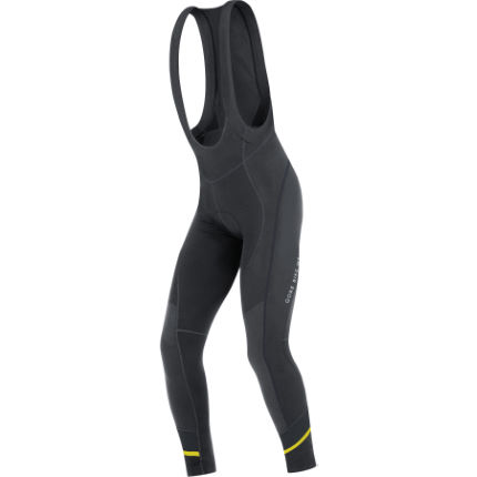 Gore Bike Wear Power 3.0 thermische fietsbroek met bretels