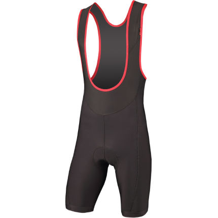 Endura Thermolite® Winter fietsbroek met bretels (kort)
