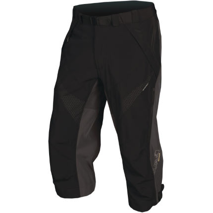 Endura  MT500 Spray Baggy 3/4 Shorts Black 2XL