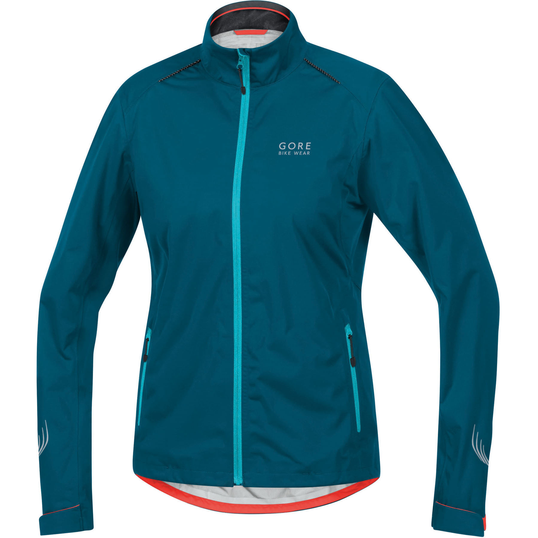 Coupe-vents vélo | Gore Bike Wear | Women's Element Gore-Tex Active Shell Jacket | Wiggle France