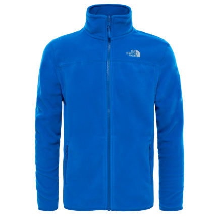 Forro polar The North Face 100 Glacier (cremallera larga)