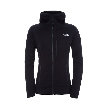 The North Face Incipent Fleecejacke Frauen (mit Kapuze)