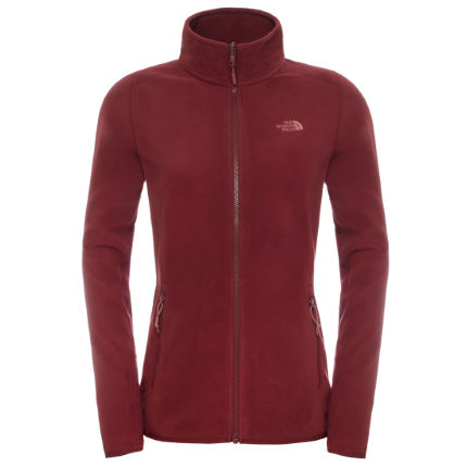 The North Face - Kvinders 100 Glacier Full Zip