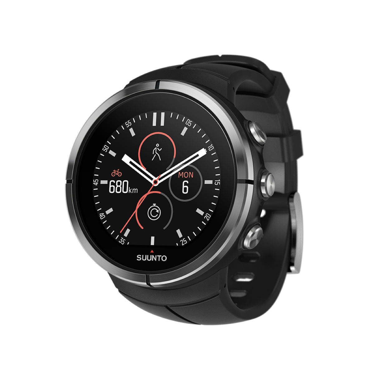 Suunto Spartan Ultra GPS Watch with HRM   GPS Running Computers