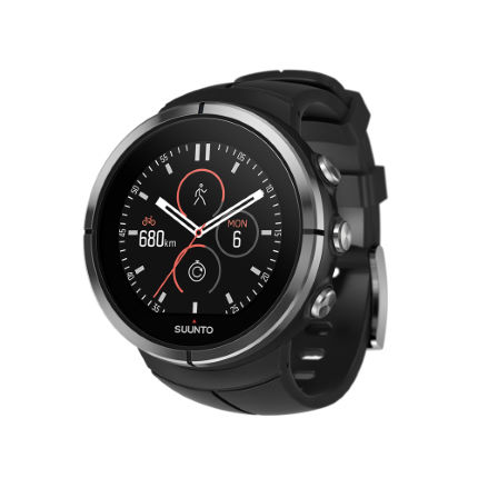 Suunto Spartan Ultra GPS Watch with HRM
