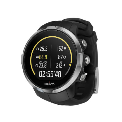 Suunto Spartan Sport GPS Watch with HRM
