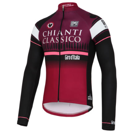 Santini Exclusive Chianti Classico Long Sleeve Jersey