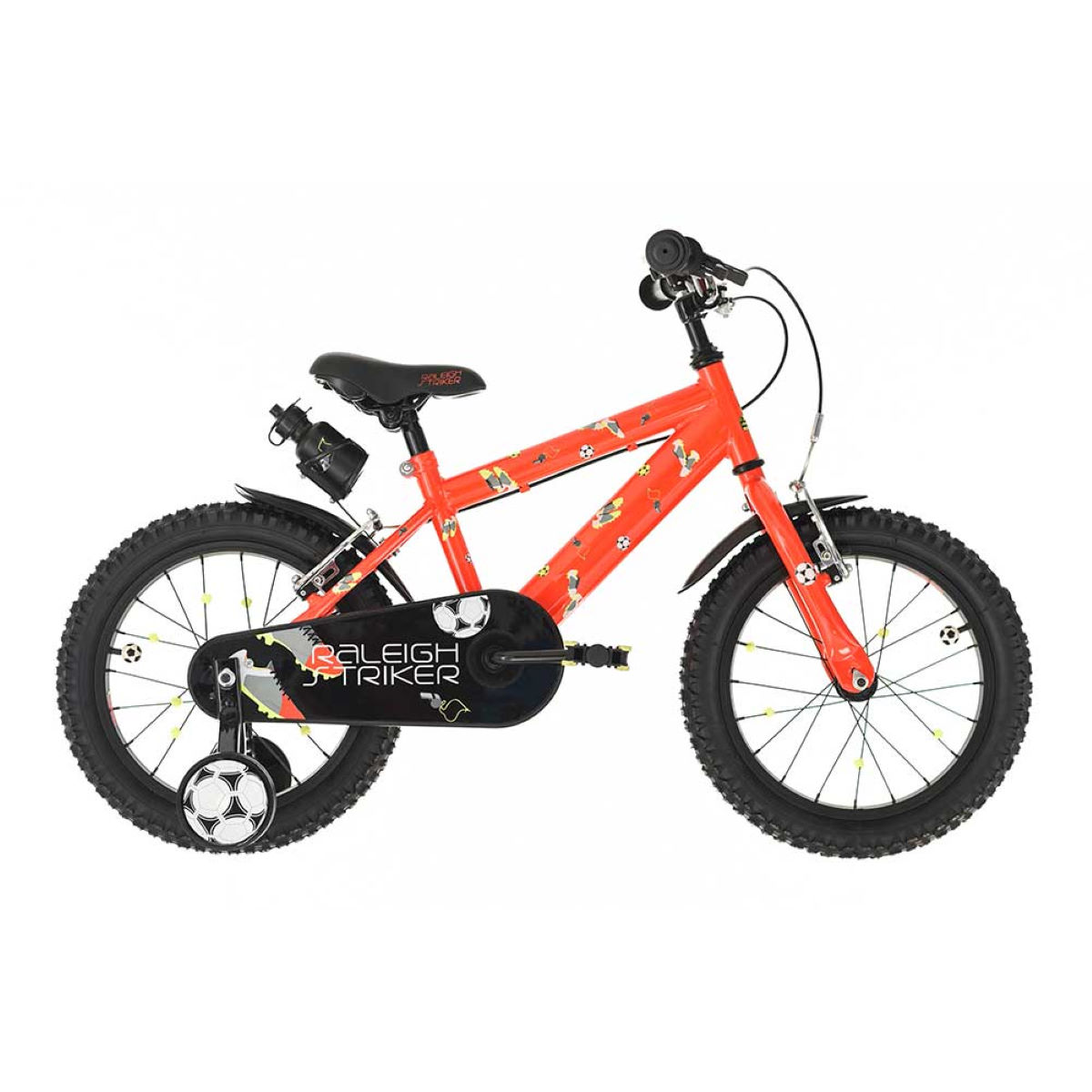 Vélo Enfant Raleigh Striker 14 (2017) - 14'' Wheel Orange
