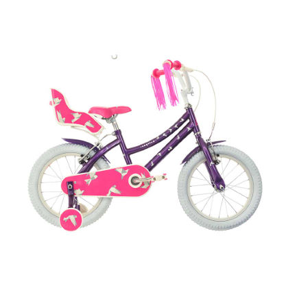 Raleigh Songbird 16 kinderfiets (2017)