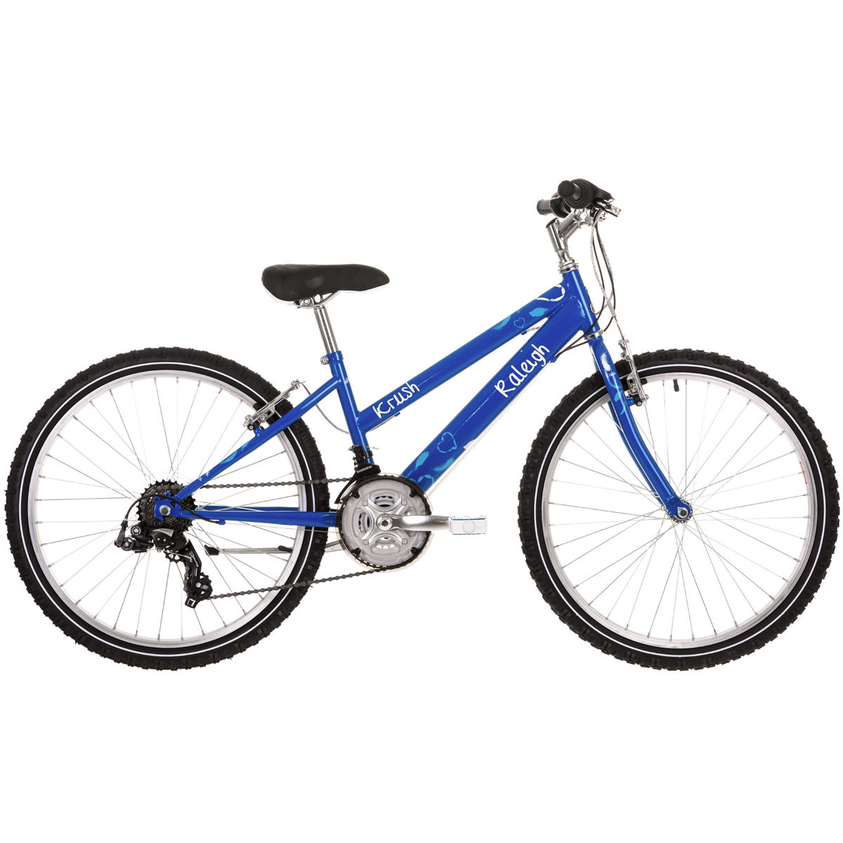 Vélo Enfant Raleigh Krush 24 pouces - 24'' Wheel Stock Bike